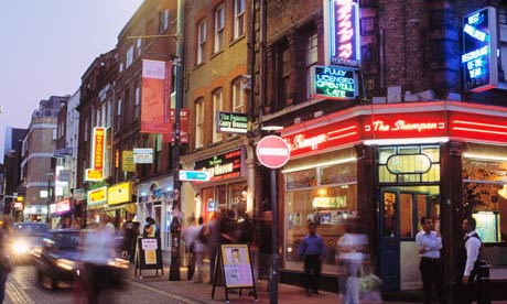 Brick Lane restaurant